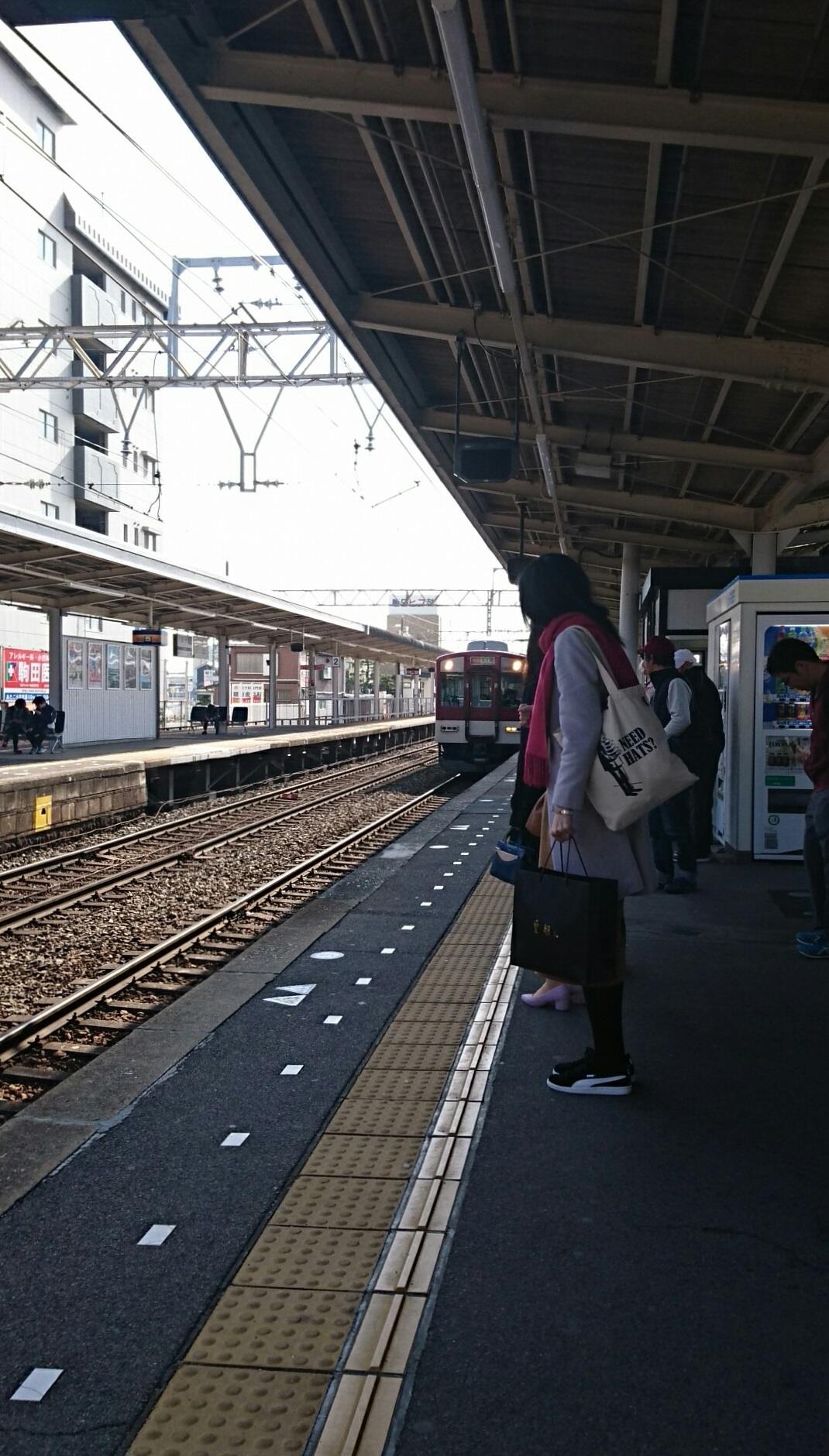 2018.3.13 白子 (69) 白子 - 名古屋いき急行 1070-1880
