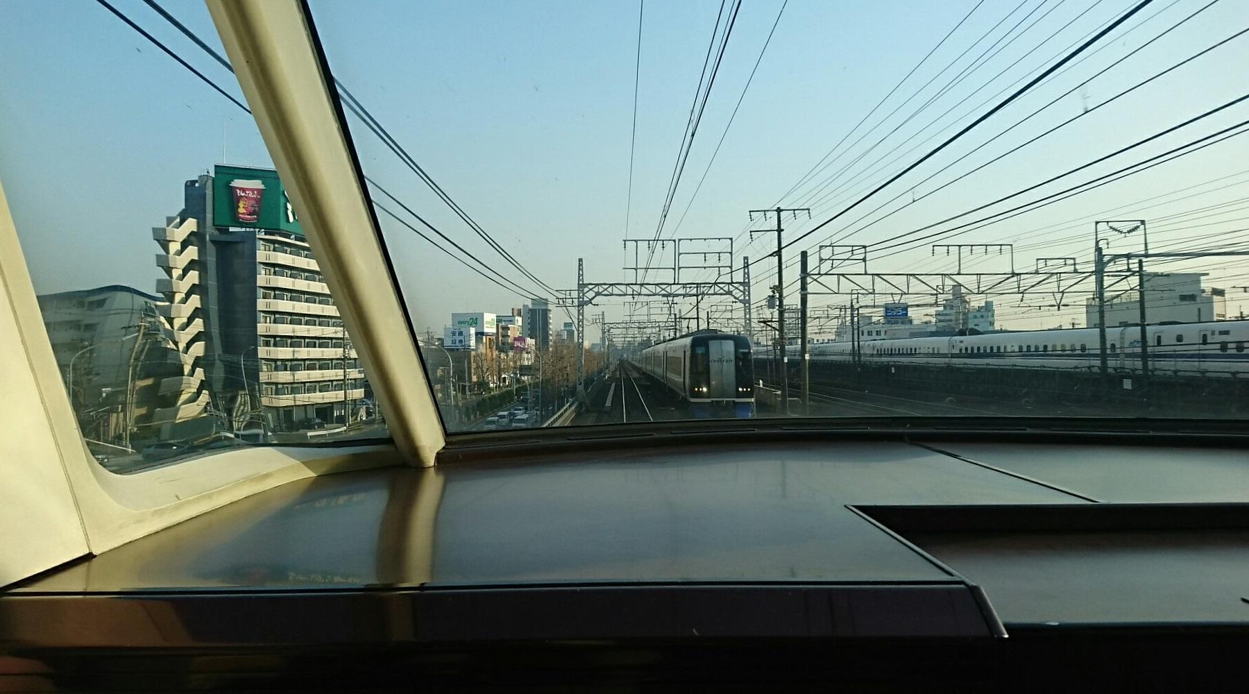 2018.3.13 白子 (78) 豊橋いき特急 - 名古屋-山王間(ミュースカイ) 1800-1000