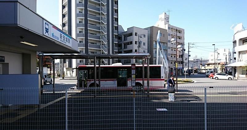 2018.3.23 東海道線 (2) しんあんじょう - 名鉄バス 800-420