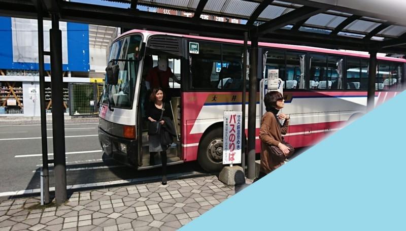 2018.3.28 かえり (21) 千頭いきバス - 千頭駅前バス停 1830-1040