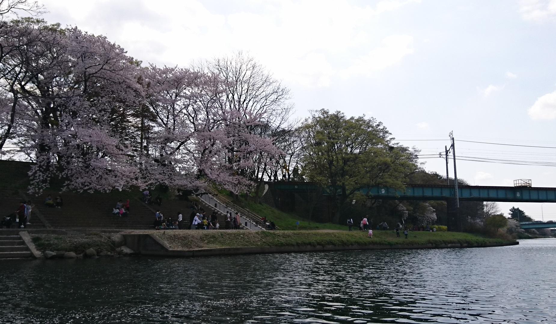 2018.3.31 岡崎ふなあそび (24) くだり - 名古屋本線鉄橋 1850-1080