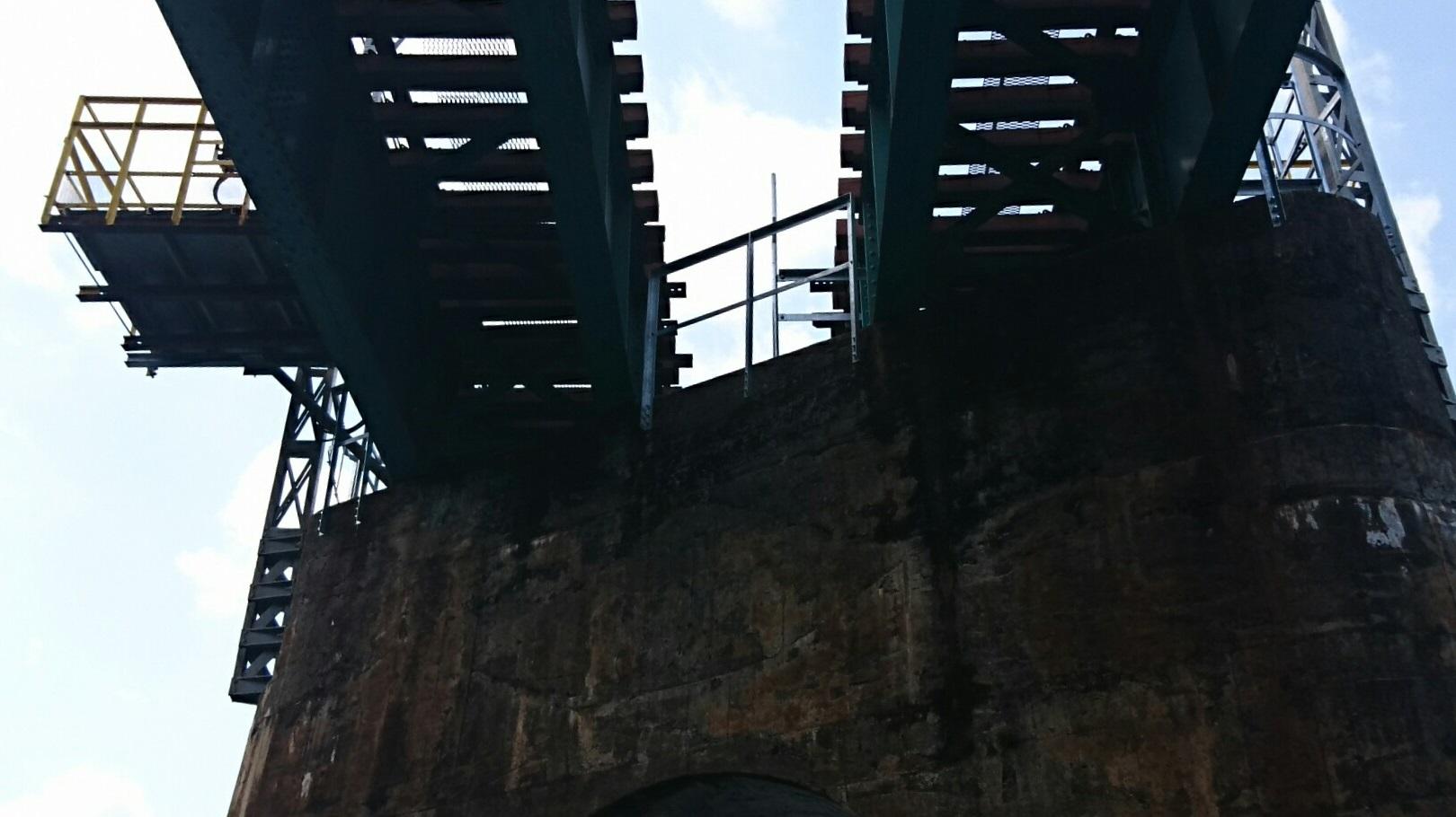 2018.3.31 岡崎ふなあそび (26) くだり - 名古屋本線鉄橋 1620-910