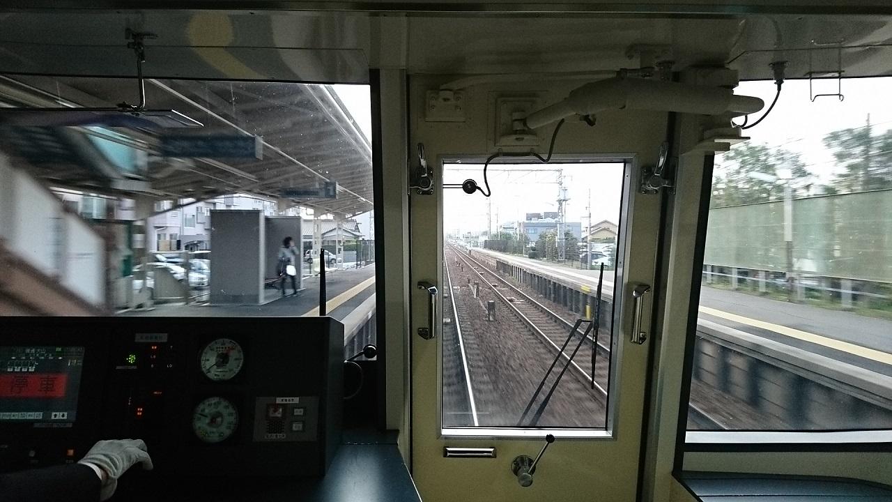 2018.4.1 東岡崎 (33) 犬山いきふつう - 宇頭 1280-720