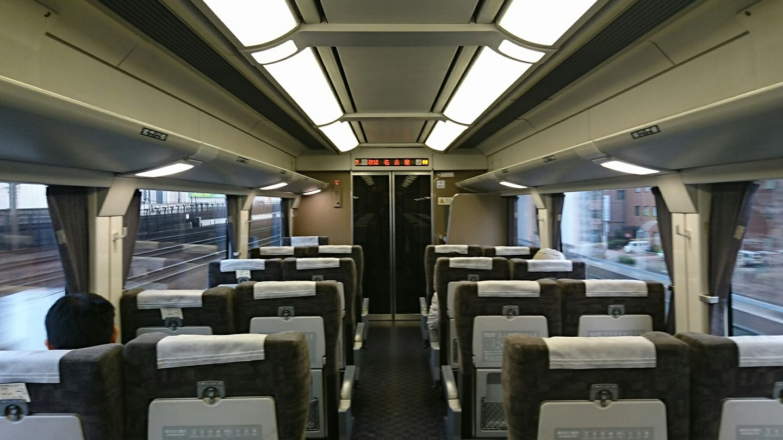 2018.4.3 名古屋 (8) 岐阜いき特急 - 名古屋 1440-810