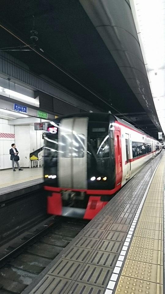2018.4.3 名古屋 (24) 名古屋 - 豊橋いき特急 540-960