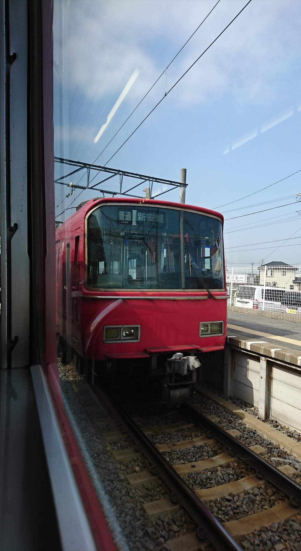2018.4.4 西尾 (6) 西尾いきふつう - 米津 1050-1920