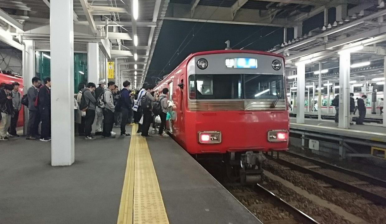 2018.4.5 名古屋 (29) しんあんじょう - 西尾いきふつう 1240-720
