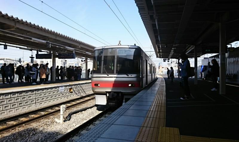 2018.4.9 名鉄 (13) 知立 - 東岡崎いき準急 1750-1040