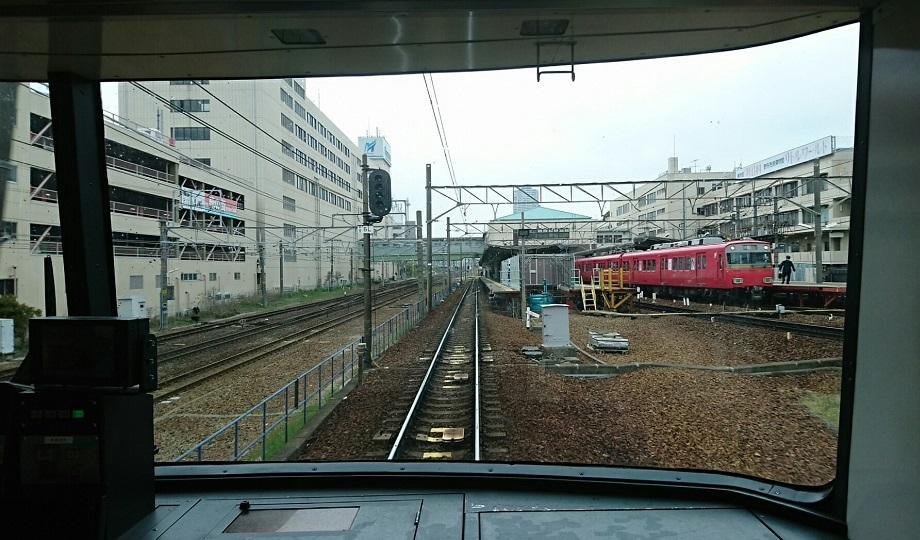 2018.4.11 名古屋 (4) 須ヶ口いき特急 - 神宮前 920-540