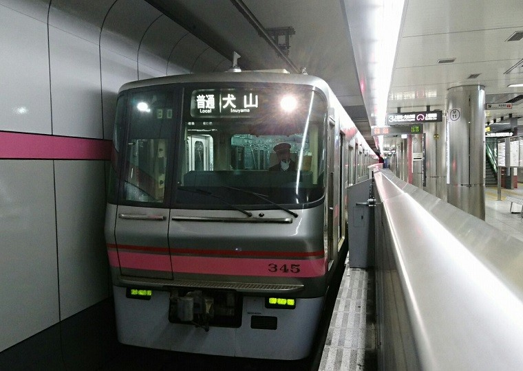 2018.4.11 名古屋 (16) 平安通 - 犬山いきふつう 760-540