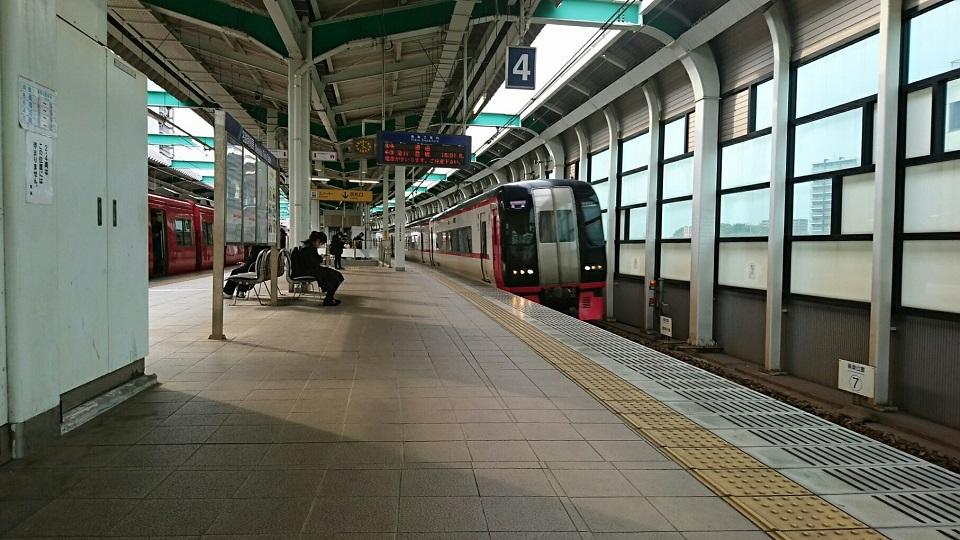 2018.4.11 名古屋 (35) 鳴海 - 豊橋いき快速特急 960-540