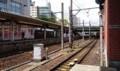 2018.4.18 名古屋 (9) 金山 - 東海道線ホーム 1820-1080