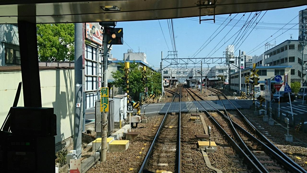 2018.4.19 (14) 東岡崎いきふつう - しんあんじょうてまえ 1280-720