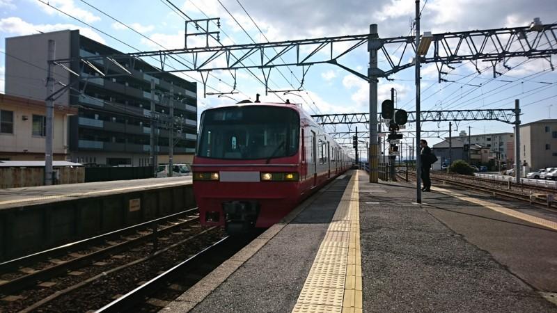2018.5.4 岐阜 (4) しんあんじょう - 岐阜いき特急 1920-1080