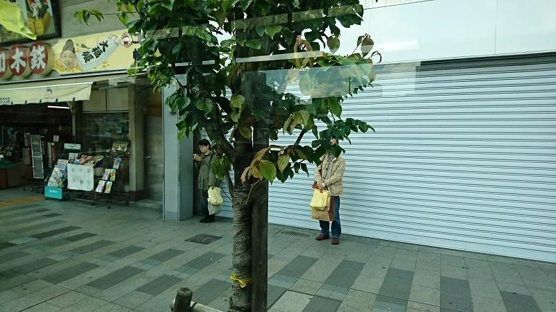 2018.5.4 岐阜 (23) 岐阜大学病院いきバス - 柳ヶ瀬バス停 800-450