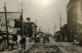 2018.5.4 岐阜市歴史博物館 (22) 神田町どおり(大正末期) 1325-850