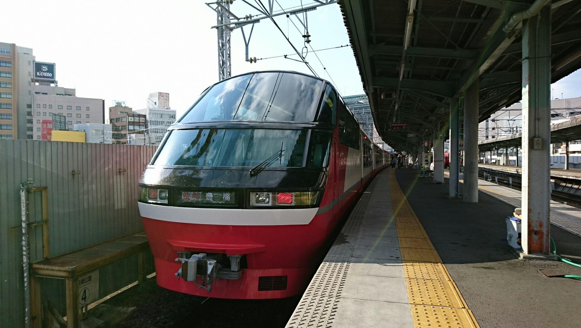 2018.5.4 岐阜 (46) 岐阜 - 豊橋いき快速特急 1860-1050