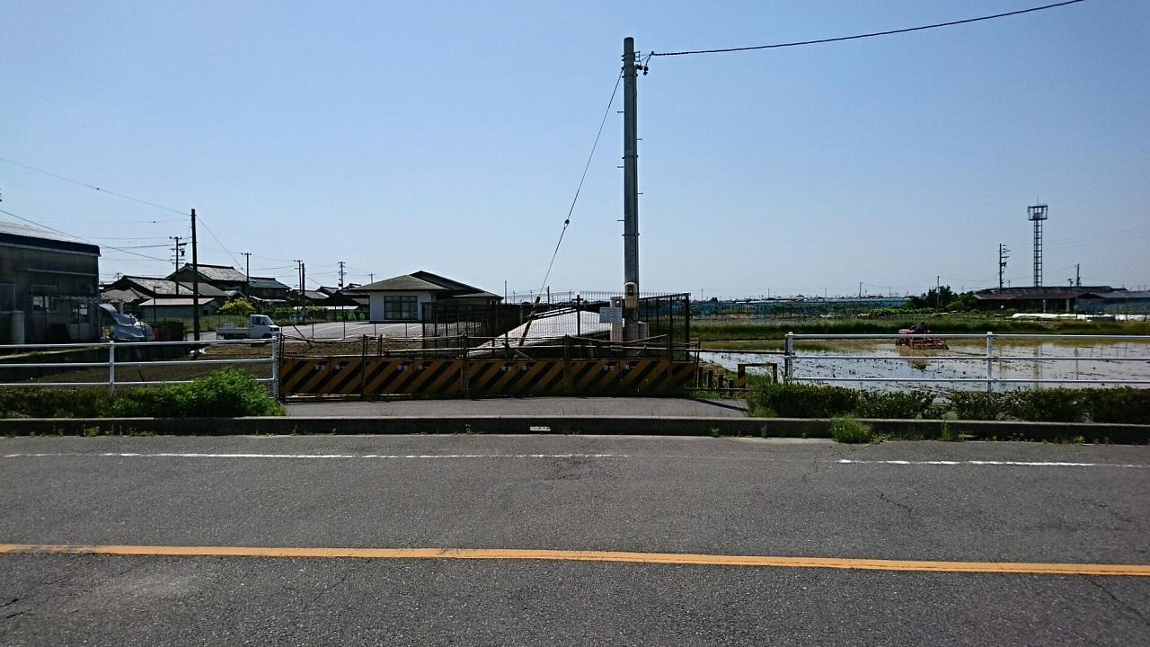 2018.5.5 吉良吉田-松木島間 - ソーラーパネル (3) にし 1280-720
