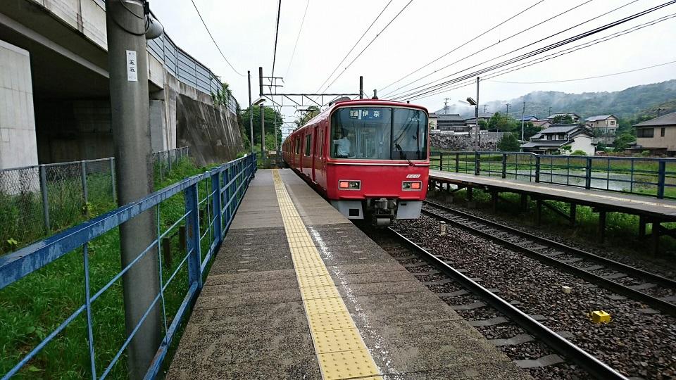 2018.5.8 名電長沢 (18) 名電長沢 - 伊奈いきふつう 960-540
