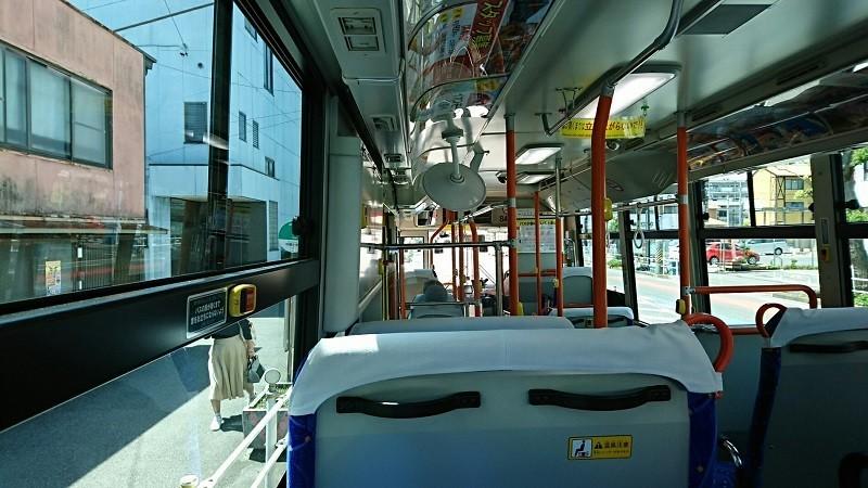 2018.5.11 (18) 更生病院いきバス - 中部小学校バス停 800-450