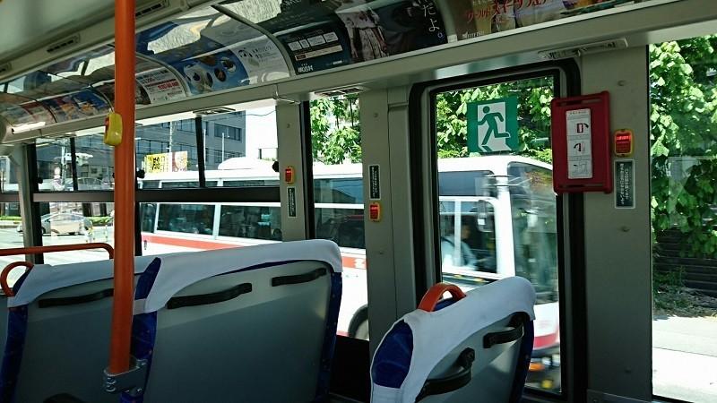 2018.5.11 (19) 更生病院いきバス - 桜町交差点 800-450