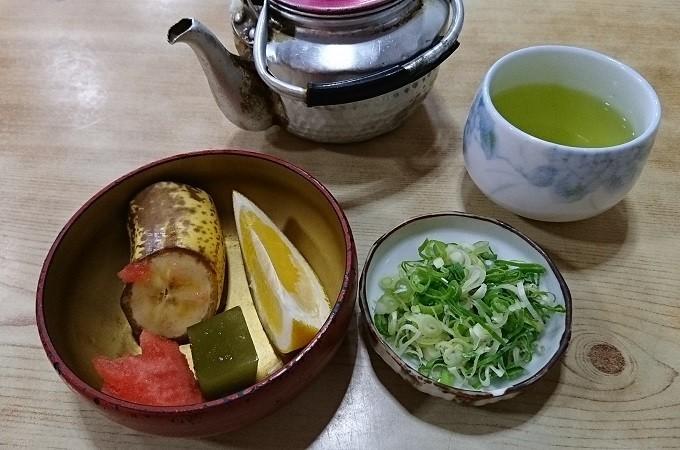 2018.5.11 (21) 長寿庵 - てんぷらうどん 680-450