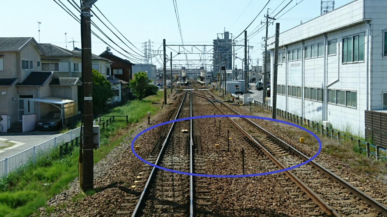 2018.5.14 犬山いきふつう (11) 岡崎公園前-矢作橋間 1440-810