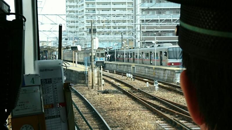 2018.5.16 美濃市 (8) 犬山経由岐阜いき急行 - 岩倉 800-450