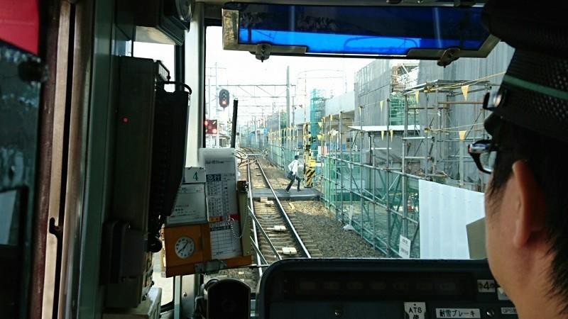 2018.5.16 美濃市 (10) 犬山経由岐阜いき急行 - 布袋 800-450