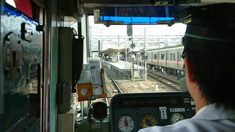 2018.5.16 美濃市 (11) 犬山経由岐阜いき急行 - 犬山 800-450