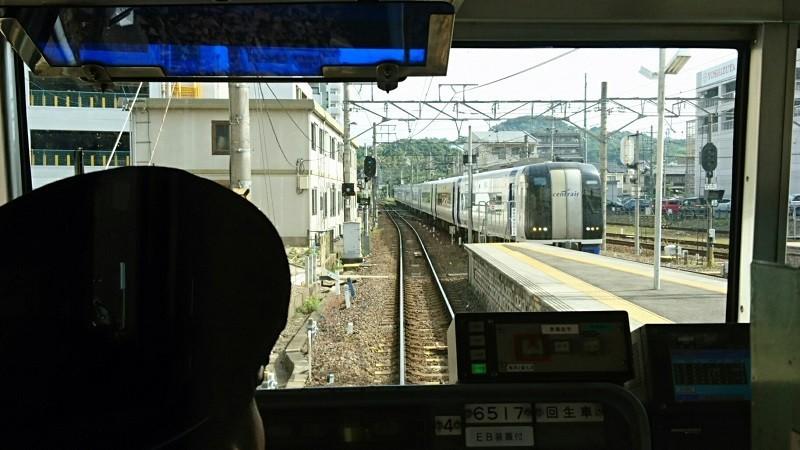 2018.5.16 美濃市 (12) 犬山経由岐阜いき急行 - 犬山 800-450