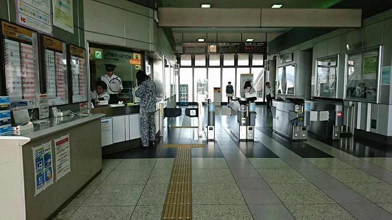 2018.5.16 美濃市 (26) 美濃太田 - かいさつ 800-450