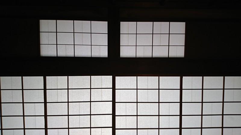 2018.5.16 美濃市 (80) 今井家住宅 - ちどりばり障子 1920-1080