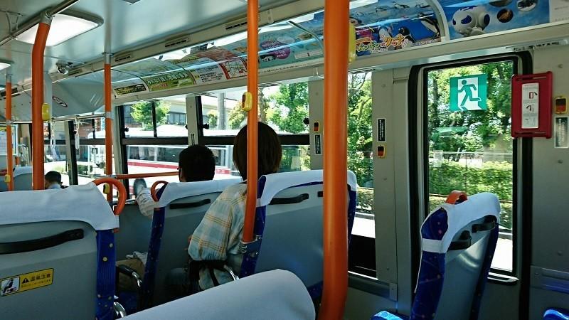 2018.5.24 (12) 更生病院いきバス - 大東町交差点てまえ 800-450