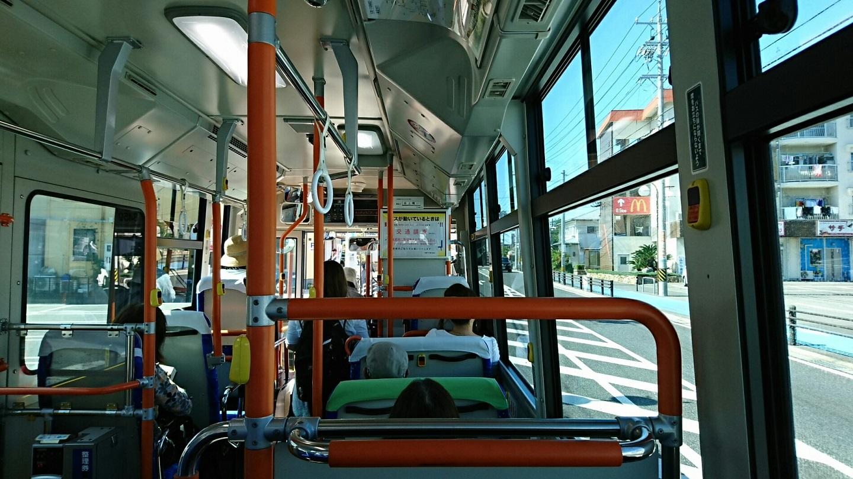 2018.5.24 (14) しんあんじょういきバス - 池浦バス停 1440-810