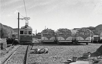 名鉄資料 (4) 高富~粟野=営業最終日 - 1960.4.21