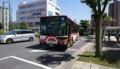 2018.5.25 日進中央線 (15) 赤池駅 - 長久手古戦場駅いきバス 1250-720