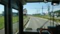 2018.5.25 日進中央線 (34) 白山バス停 1280-720