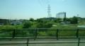 2018.5.25 日進中央線 (36) 天白川の支流をわたる(しも) 800-430