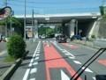 2018.5.25 日進中央線 (57) 岩崎北交差点を直進 950-720
