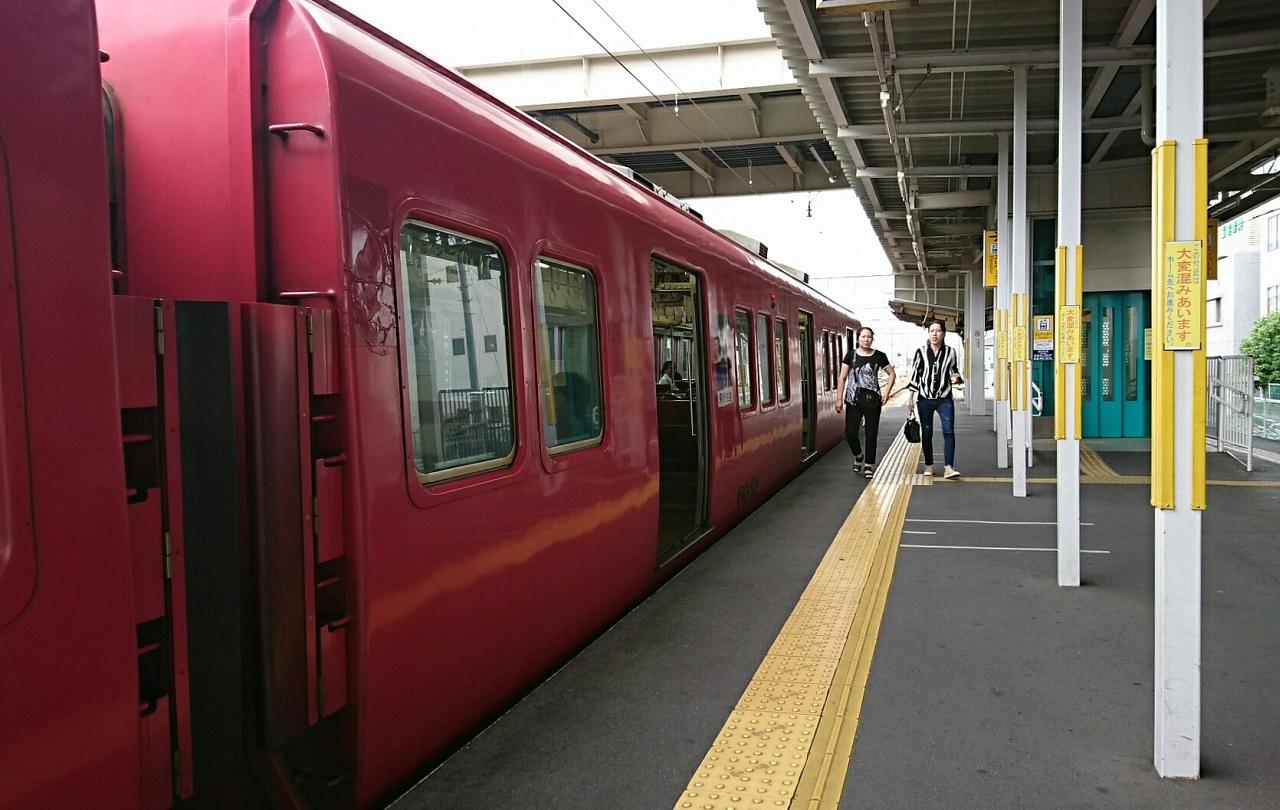 2018.5.29 成田環回顧展 (15) しんあんじょう - 西尾いきふつう 1280-810