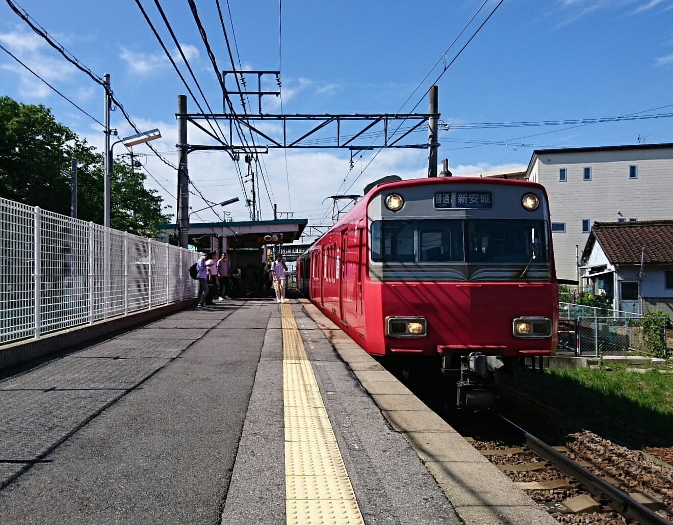 2018.6.1 岐阜 (1) 古井 - しんあんじょういきふつう 1320-1030