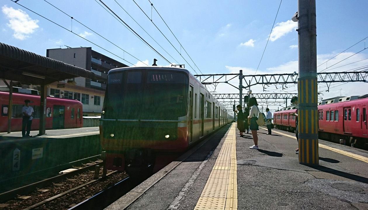 2018.6.1 岐阜 (3) しんあんじょう - 岐阜いき特急 1260-720