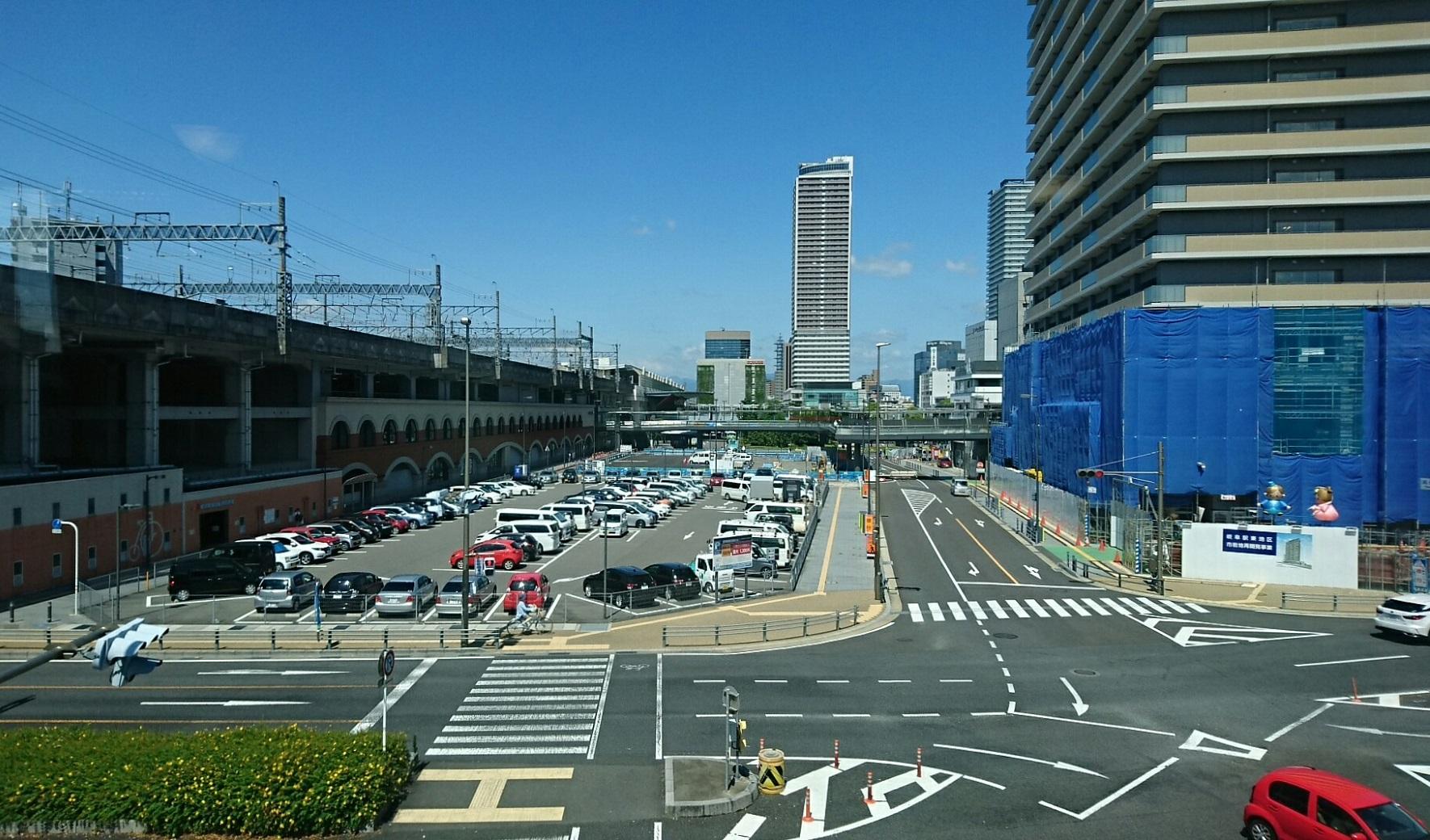 2018.6.1 岐阜 (15) 岐阜いき特急 - 東海道線のきた 1770-1040