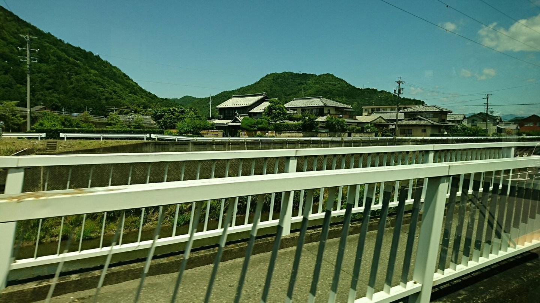2018.6.1 岐阜 (46) 高富いきバス - ひだりに鳥羽川 1440-810