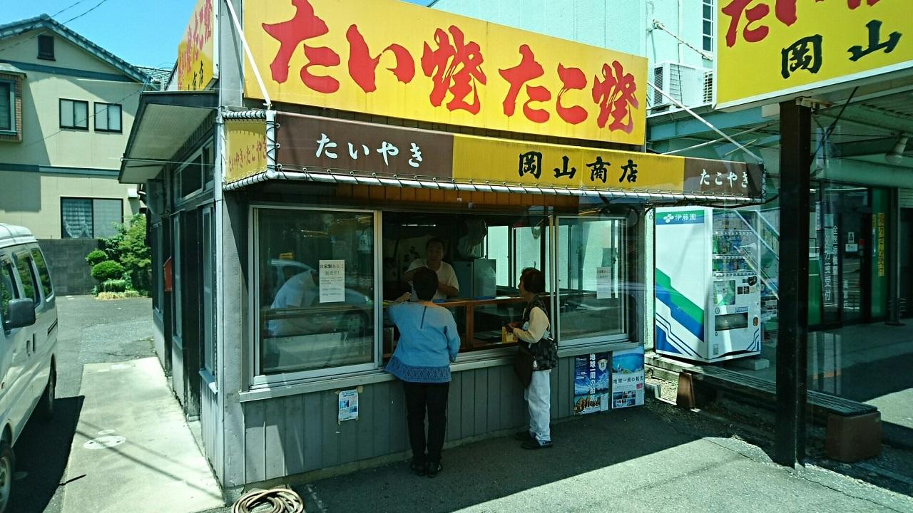 2018.6.1 岐阜 (53) 岐北厚生病院前バス停 - たこやきやさん 1280-720