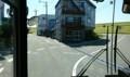 2018.6.1 岐阜 (114) 西鏡島いきバス - 堤防した道路え 1070-630