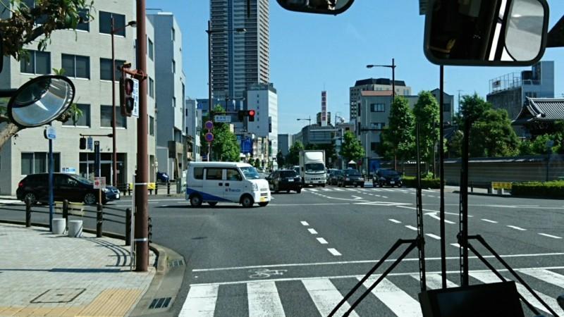 2018.6.1 岐阜 (134) 高富いきバス - 真砂町11丁目交差点 1440-810