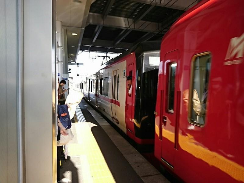 2018.6.1 岐阜 (146) 東岡崎 - 豊橋いき快速特急 800-600