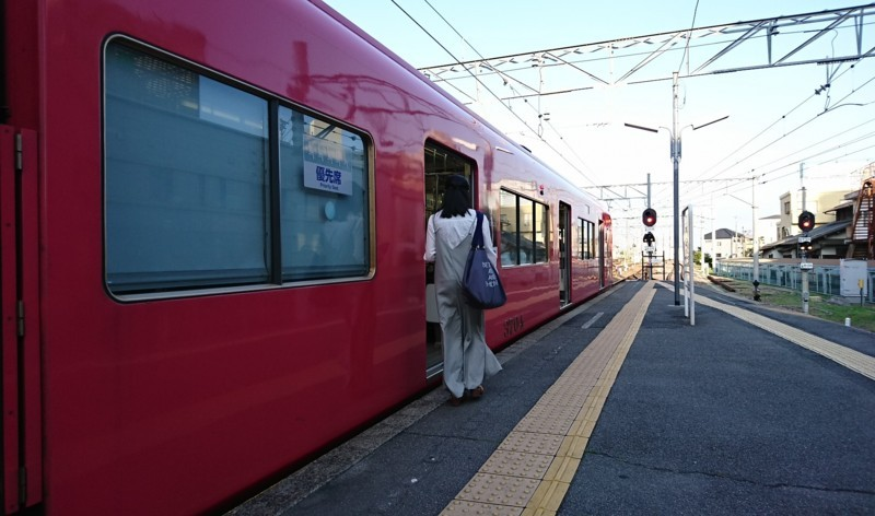2018.6.1 岐阜 (149) しんあんじょう - 西尾いきふつう 1830-1080